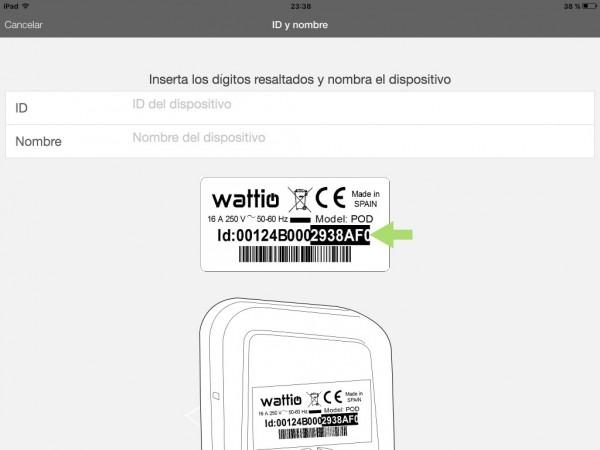 Instalar el pod o enchufe inteligente y controlable desde la app o web