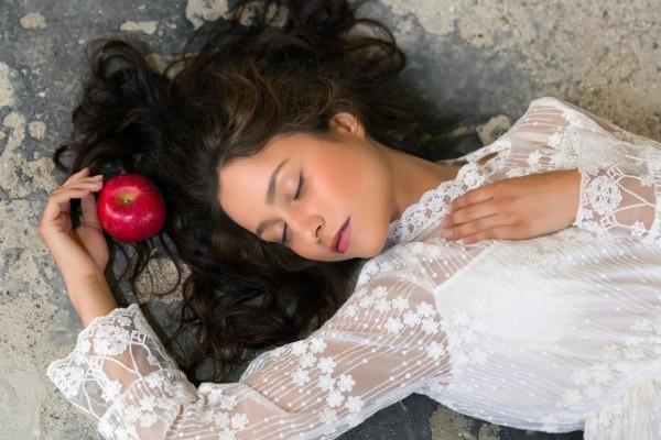 Marrón durmiente... Digo Blancanieves...