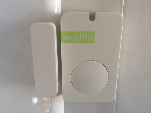 Control de si esta abierta o no una ventana con Wattio Door