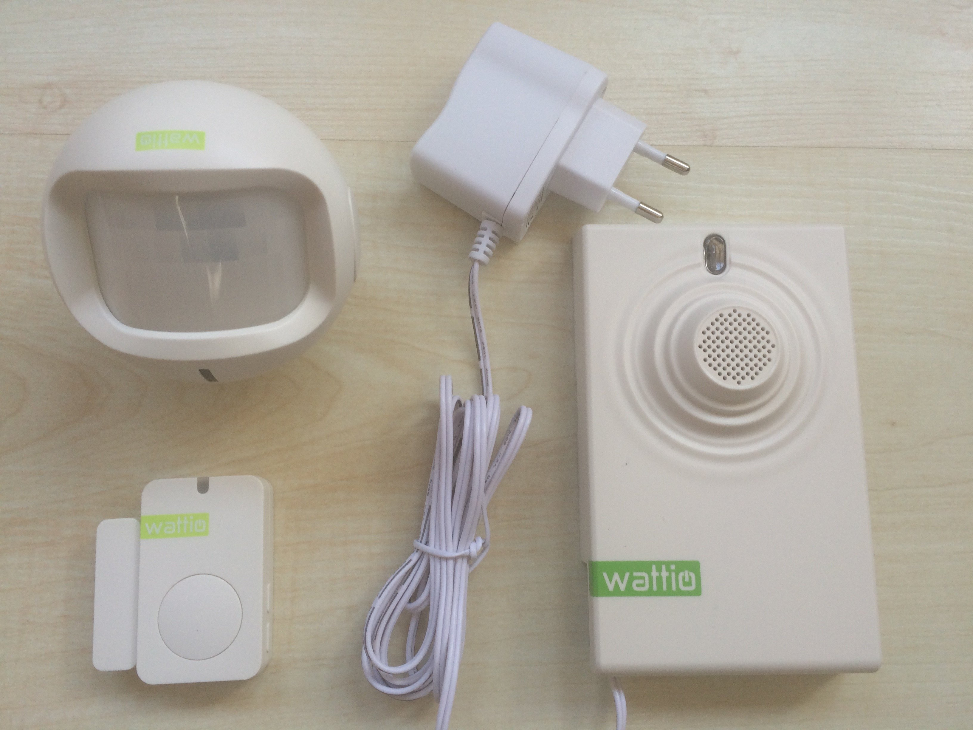 Wattio c mo controlar la casa desde el m vil web o - Como encender la calefaccion ...
