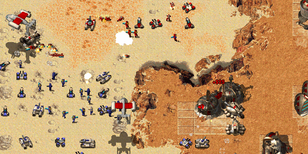 OpenRA- Command and Conquer