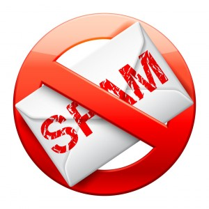 No al spam en Gmail