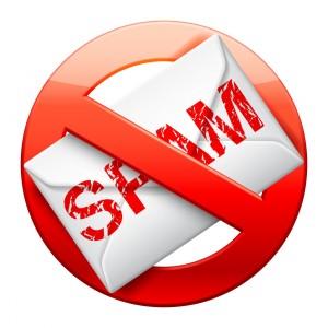 No al spam en Gmail
