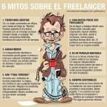 6 mitos sobre el freelance