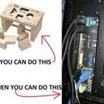 Si puedes hacer esto, puedes conectar lo otro...