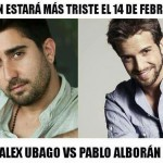 Alex Ubago vs Pablo Alborán