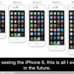 Viendo el iPhone 6, esto es lo que espero en el futuro....