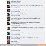 Conversaciones entre los Vengadores
