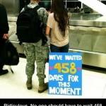 Hemos esperado 458 días para este momento (ridículo, nadie espera tanto por unas maletas)