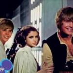 Cuando Disney compró los Lucasfilm, pensó en hacer una nueva versión con estos actores...