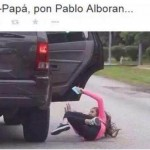 Papá, pon Pablo Alborán