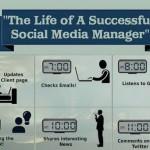 La vida de un social media manager de éxito...