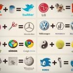 Evolución de los logos de diferentes marcas... Quizá