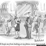 Cómo evitar estar mirando el móvil cada 2 segundos...