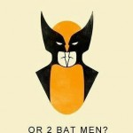 ¿Lobezno (Wolverine) o 2 Batmen?