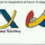 En qué se inspiraron para hacer el logo de la Agencia Tributaria según ciertos rumores