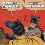 ¿Has visto ya Star Wars VII? ¡Basta! Eres peor que Jar Jar