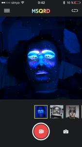 ¿Avatar? En MSQRD