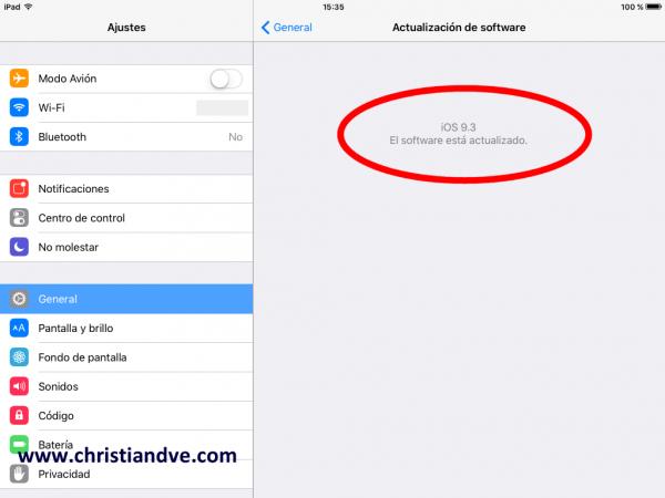¿Tiene el iPhone, iPad o iPod touch la última versión de software iOS disponible?