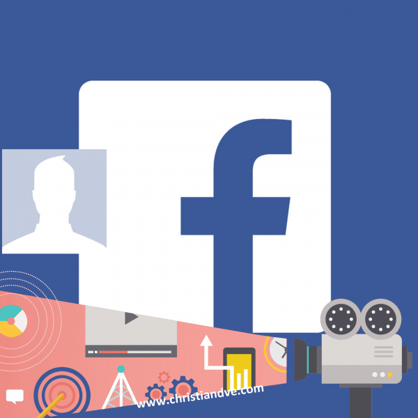 Vídeo de perfil de Facebook