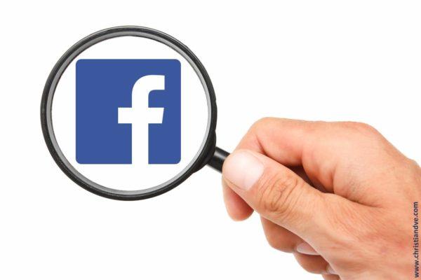 Cómo buscar en Facebook