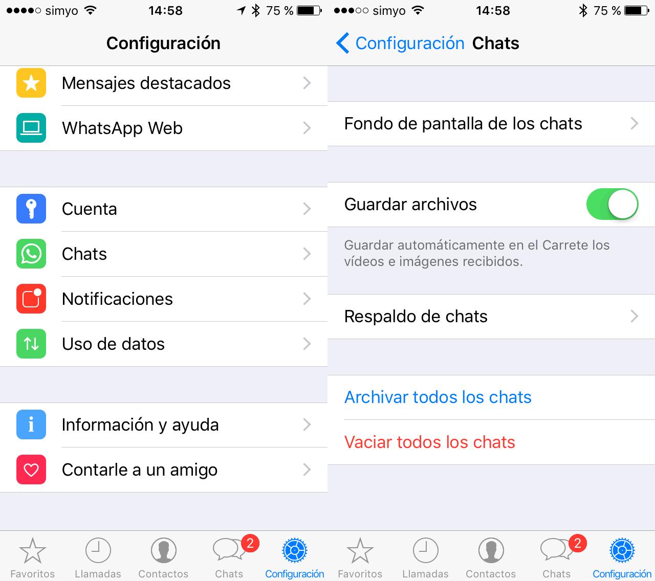 Cómo Recuperar Historial de WhatsApp Borrado sin Desinstalarlo en iPhone 7 y Anteriores