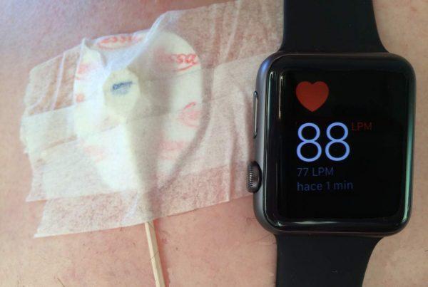 ¿Es precisa la frecuencia cardíaca que mide el Apple Watch comparada con la de un Holter profesional?