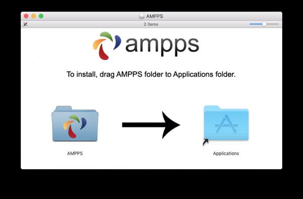 Instalar Ampps en macOS (OS X)