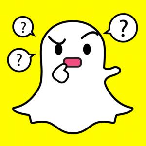 Normas de Snapchat sobre las cuentas