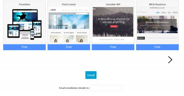 Instalación de WordPress en Ampps