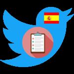 Perfil del usuario de Twitter en España en 2016 (Resultados)