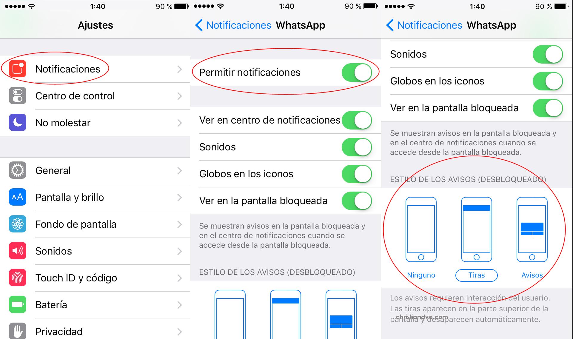 Como poner fondo en whatsapp para iphone