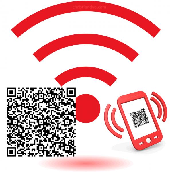 Cómo crear un QR gratis para configurar una Wifi en Android y iPhone/iPad