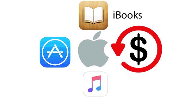 Cómo devolver una app, música, libro, película… a Apple y recuperar el dinero rápido