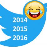 Twitter: Los 225 tuits más graciosos y divertidos (2014-2016)