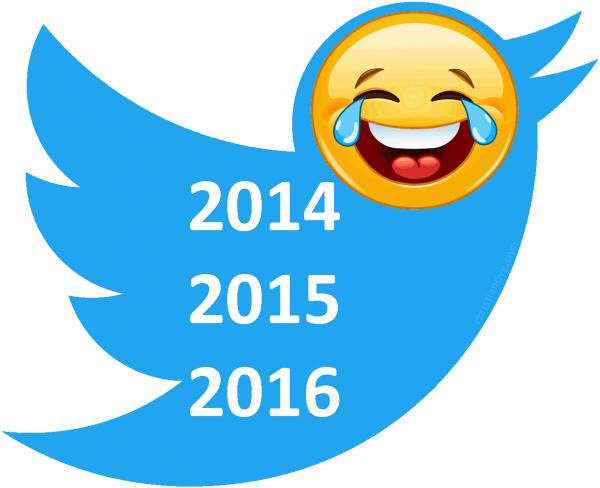 Los más de 200 tuits más graciosos y divertidos de Twitter (2014-2016)