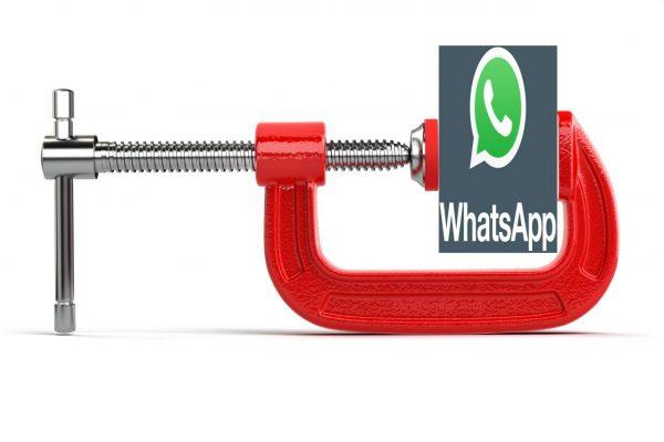 WhatsApp comprime las imágenes antes de enviarlas