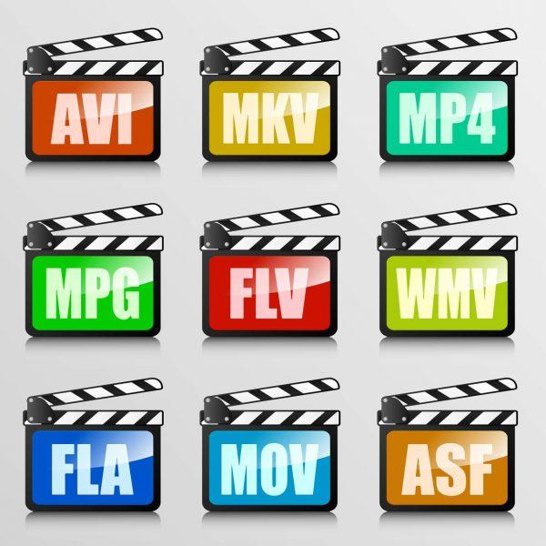 Cómo convertir vídeos MP4 a MPG y AVI (y a revés) y a otros formatos gratis