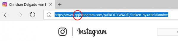 Truco para descargar vídeos de Instagram