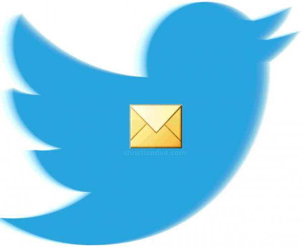 Twitter: añadir mensajes de bienvenida y respuestas rápidas por DM para empresas