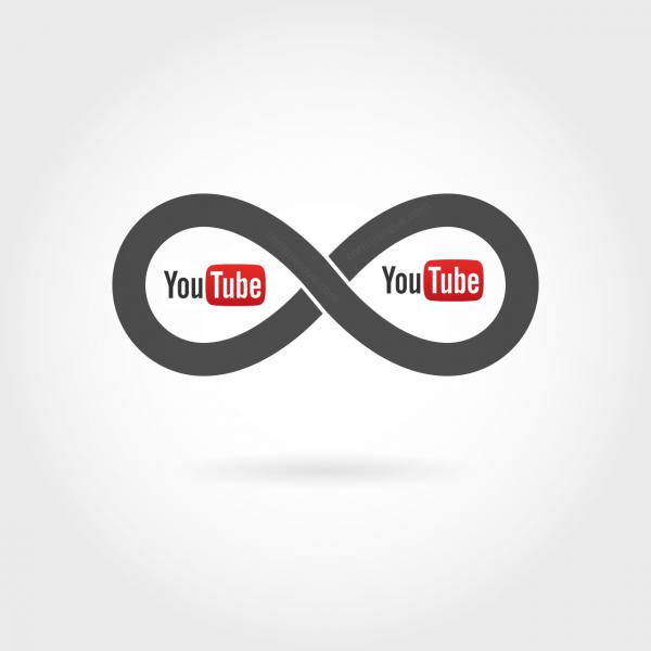 Vídeo de YouTube en bucle con reproducción automática