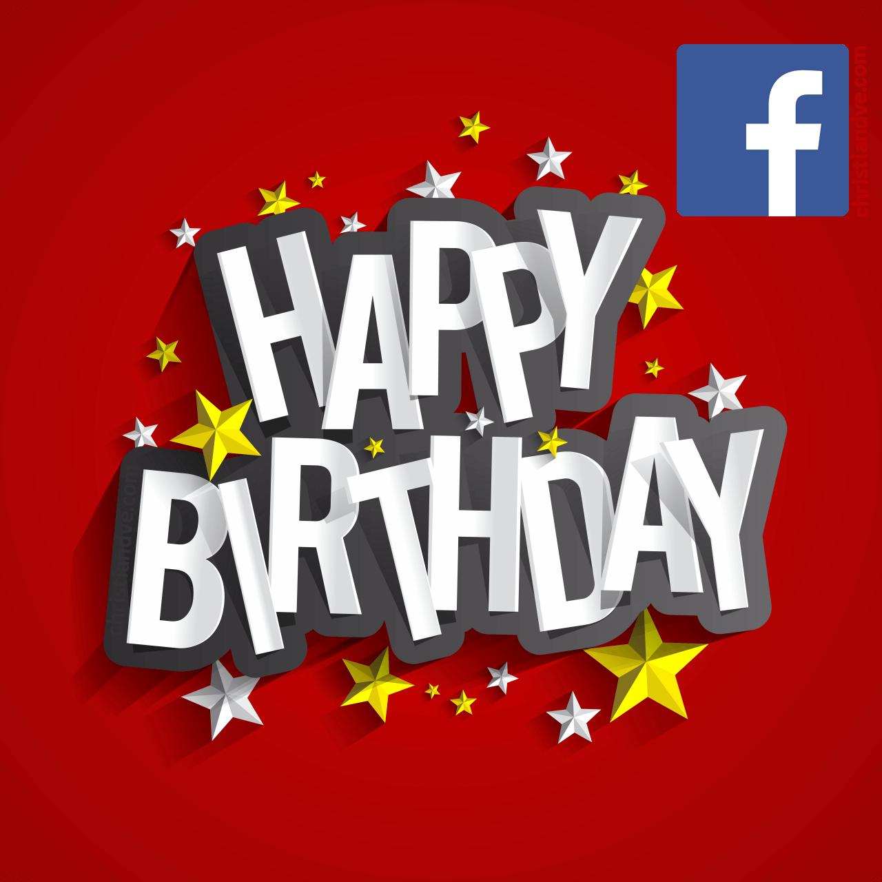 Como desear feliz cumpleanos en facebook