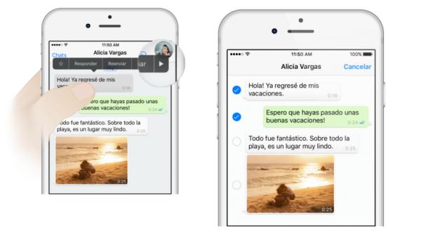 Cómo borrar chats de WhatsApp en iPhone de un contacto