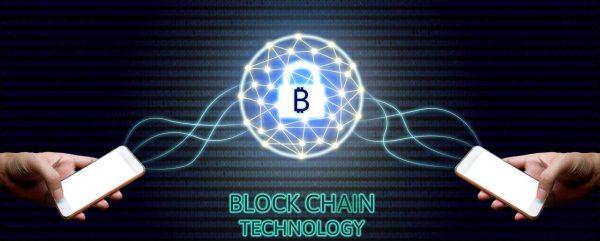 Tecnología de blockchain entre 2 sin intermediarios