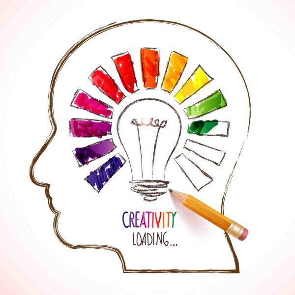 Cómo desarrollar y ejercitar la creatividad con sencillos ejercicios