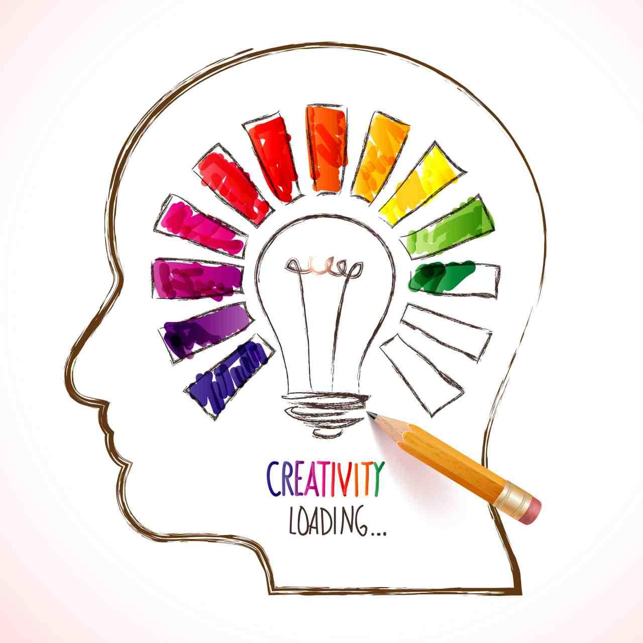 Píntate De Optimismo Y Creatividad: Creatividad: Cómo Ser Más Creativo De 9 Maneras Que Funcionan