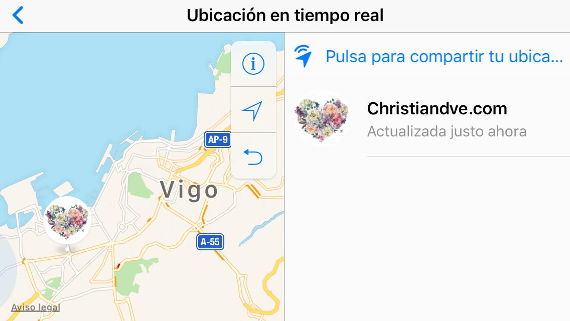 WhatsApp: Cómo compartir la ubicación en tiempo real en Android y ...