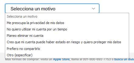 Razones por las que desactivar tu cuenta de Apple