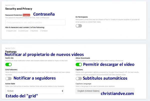 "Editar el ""grid"" en FlipGrid (2)"