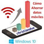Windows 10: cómo ahorrar datos móviles con 7 opciones que quizá no conoces